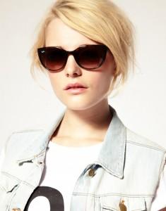 La tendance des lunettes de soleil