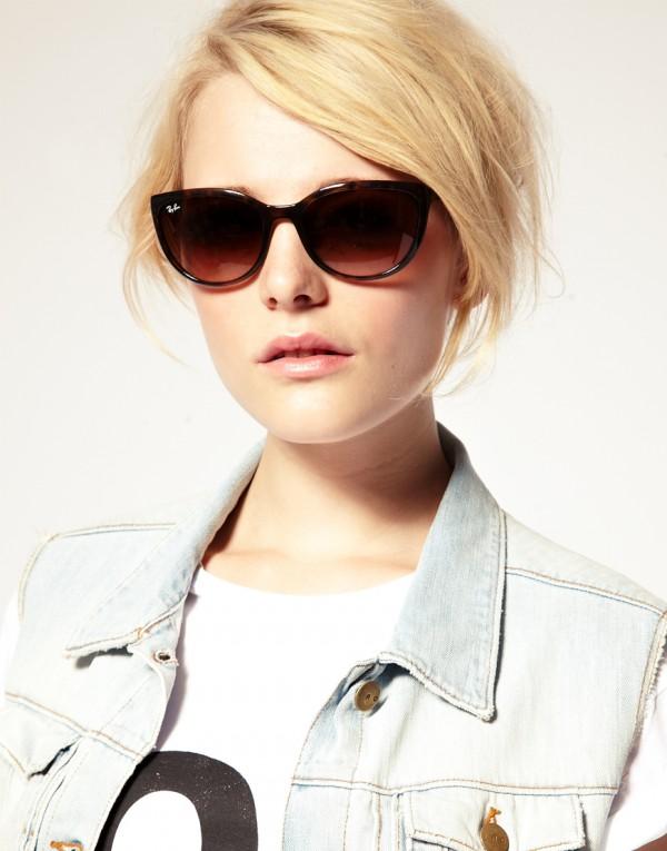 Zoom sur les lunettes de soleil tendances été 2012