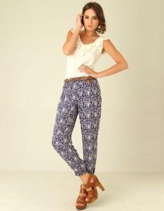 Comment porter les pantalons imprimés ?
