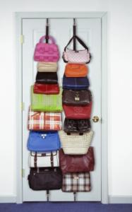 Porte sac et autres objets pratiques