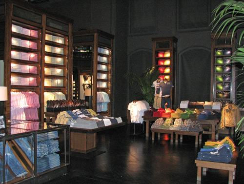 magasin abercrombie belgique