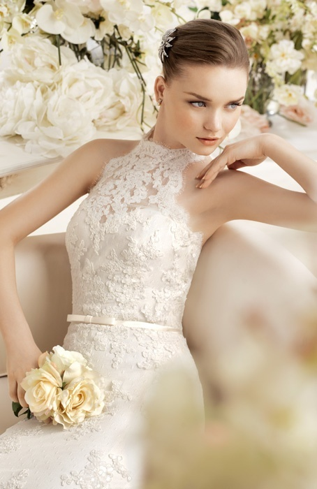robe de mari e la tendance romantique vintage mode blog