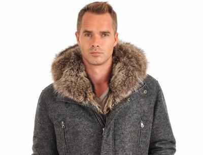 Les manteaux homme à adopter cet hiver