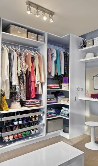 Comment organiser son dressing ?