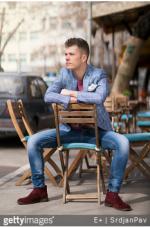 Chaussures pour les hommes : comment porter des chaussures en cuir velours suède ?