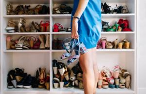 Les tendances chaussures printemps 2018