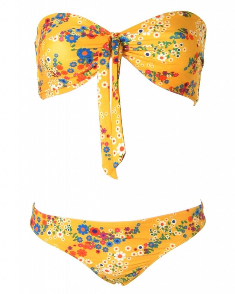 Des maillots de bain au look hippie chic