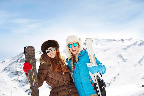 Comment être stylée au ski ?